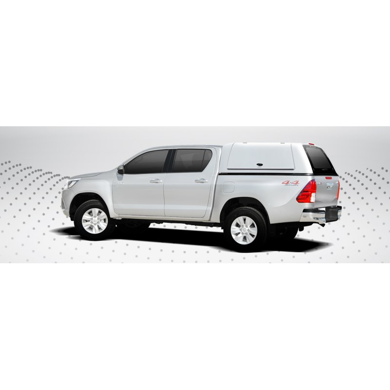 Explorer - Кунг Carryboy Hard-Top Workman для TOYOTA HILUX 2015 -  г.в.